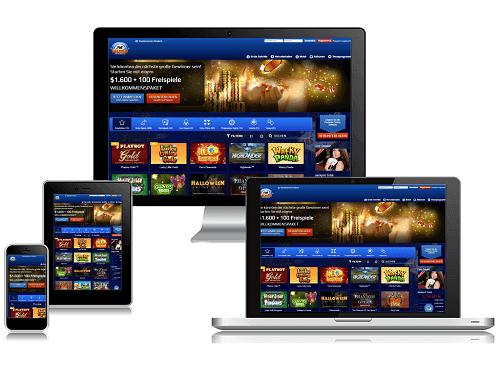 Noch Heute im All Slots Mobil-Casino mit 600+ Slots um Echtgeld spielen.