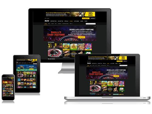 Bwin Mobile Casino jetzt von Ihrem Mobilgerät wie iPhone, Handy  oder Tablet spielen