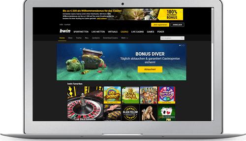 Jetzt im besten Online-Casino Deutschland spielen: Bwin Casino!