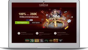 Jetzt im Casino Club Bonus anfordern und coole Spielespielen.