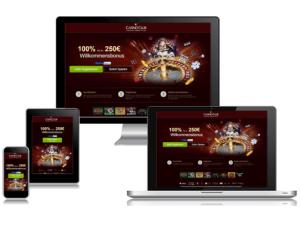 Jetzt im Casino Club mobile Spiele online spielen