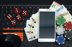 online casino games and smart phone